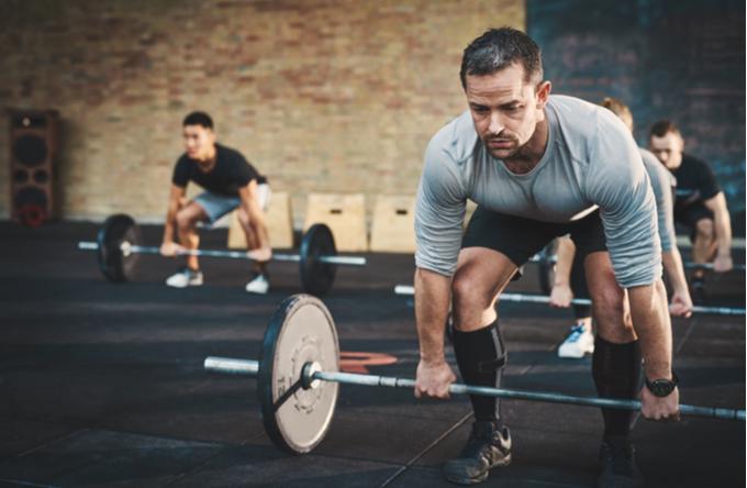 ①筋力トレーニング
